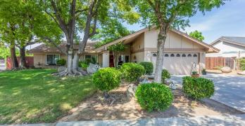 Immaculate Clovis Unified Home with Pool