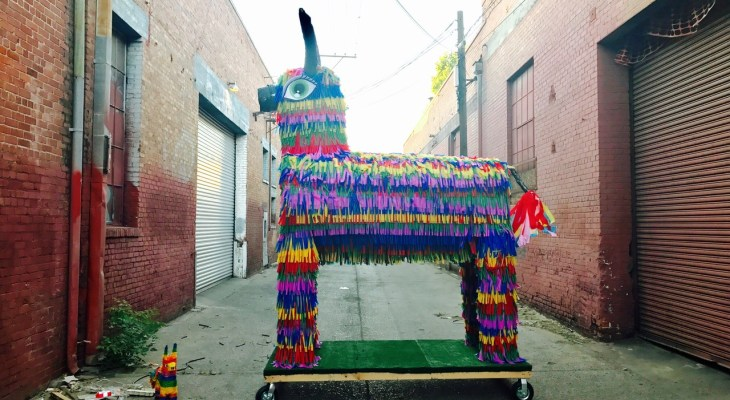 Head Downtown This Saturday to Enjoy Piñata Fest