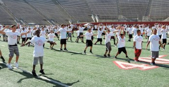 Free Football Camp Gives Kids a Chance to Excel on the Field and Beyond