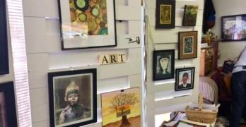 Patty's Art Party Teaches Kids About Art & Artists