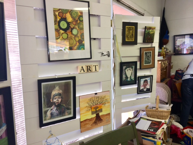 Patty's Art Party