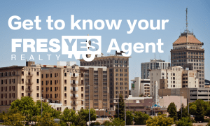 Get to know Joe Parks, your FresYes Realty agent