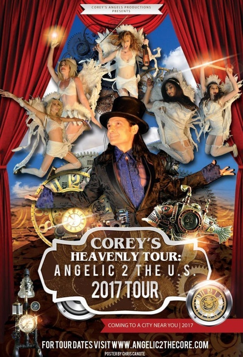 Corey Feldman Angelic Tour