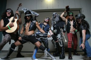 Metalachi brings metal + mariachi to Arte Américas