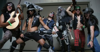 Metalachi brings metal + mariachi to Arte Américas