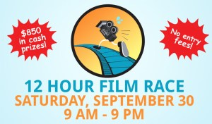 Put your filmmaking skills to the test during the CMAC 12 Hour Film Race