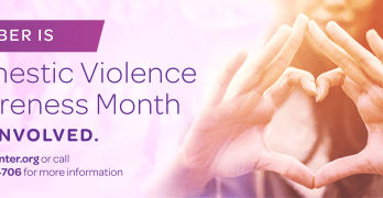 Support Marjaree Mason Center during Domestic Violence Awareness Month