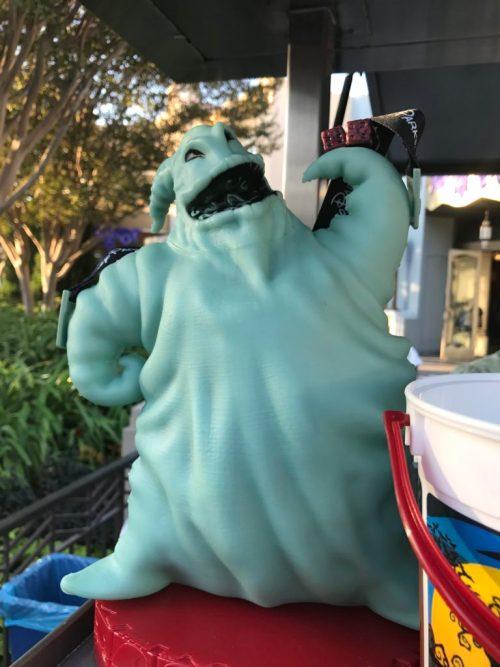 Halloween time at Disneyland