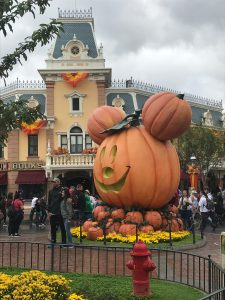 Is Halloween time at Disneyland the new Christmas?