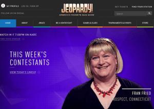 "Catch former Fresnan Fran Fried on tonight's ""Jeopardy!"""