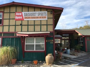 Soak up mountain charm at distillery and art gallery Oakhurst Spirits
