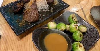Tamari Robatayaki and Whisky Bar brings a new style of Japanese cooking to Fresno