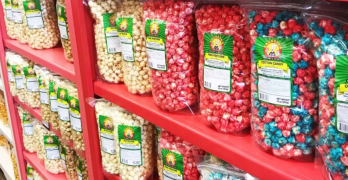 Stock up for National Popcorn Day at Grandpa's Popcorn and Sweets