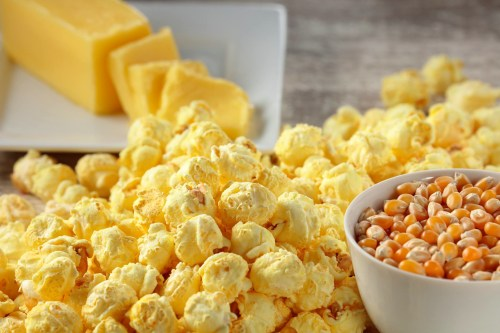 Grandpa's Popcorn and Sweets