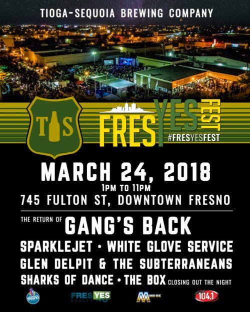 FresYes Fest 2018 music