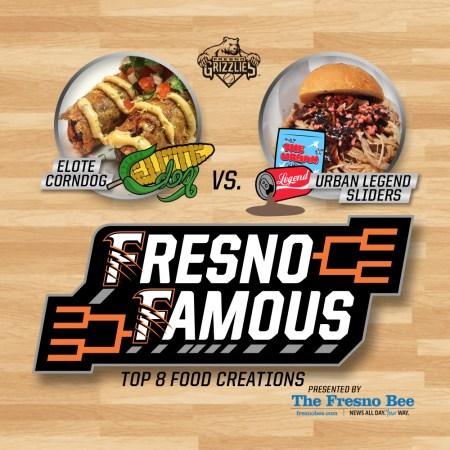 Fresno Famous food tournament