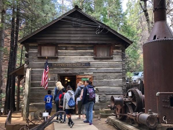 Sugar Pine Railroad