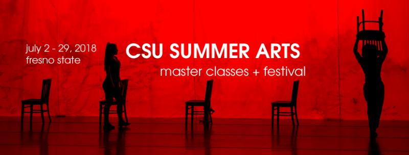 CSU Summer Arts