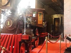 Day Trip Destinations: The California Railroad Museum