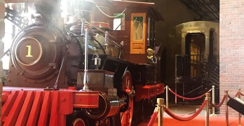 Day Trip Destinations: The California Railroad Museum