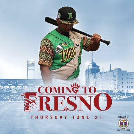 Coming to Fresno