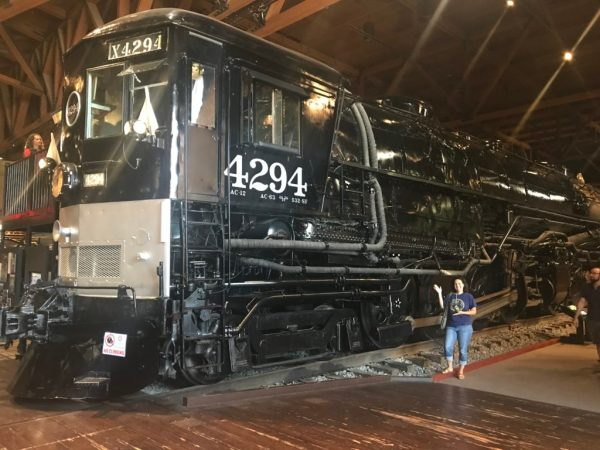 California Railroad Museum