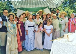 Join the Jane Austen Society for a special event this weekend
