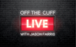 Off the Cuff Episode 3: Geoff Zahler