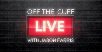 Off the Cuff Episode 3: Geoff Zahler