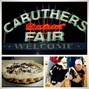 The Caruthers District Fair starts Wednesday!
