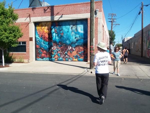 Fresno Mindfulness Walks