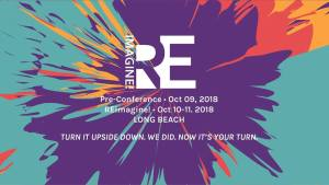 See me at the REimagine! conference for California REALTORS®