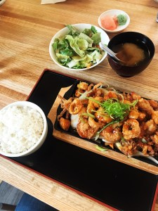 Hungry for something new? Try Namikaze for a fresh take on Japanese food