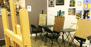 Looking for a great art experience? Vernissage Gallery and Studio is open for business near Fresno High