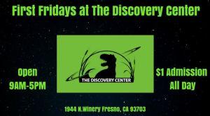 Discovery Dollar Fridays