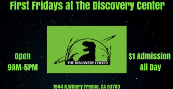 Dollar Fridays at The Discovery Center are loads of fun
