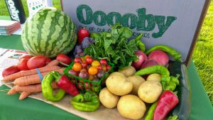 Love fresh produce? FresYes Realty is now a pickup location for Ooooby Fresno