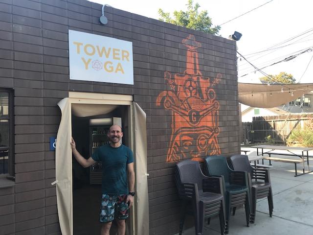 Tower Yoga