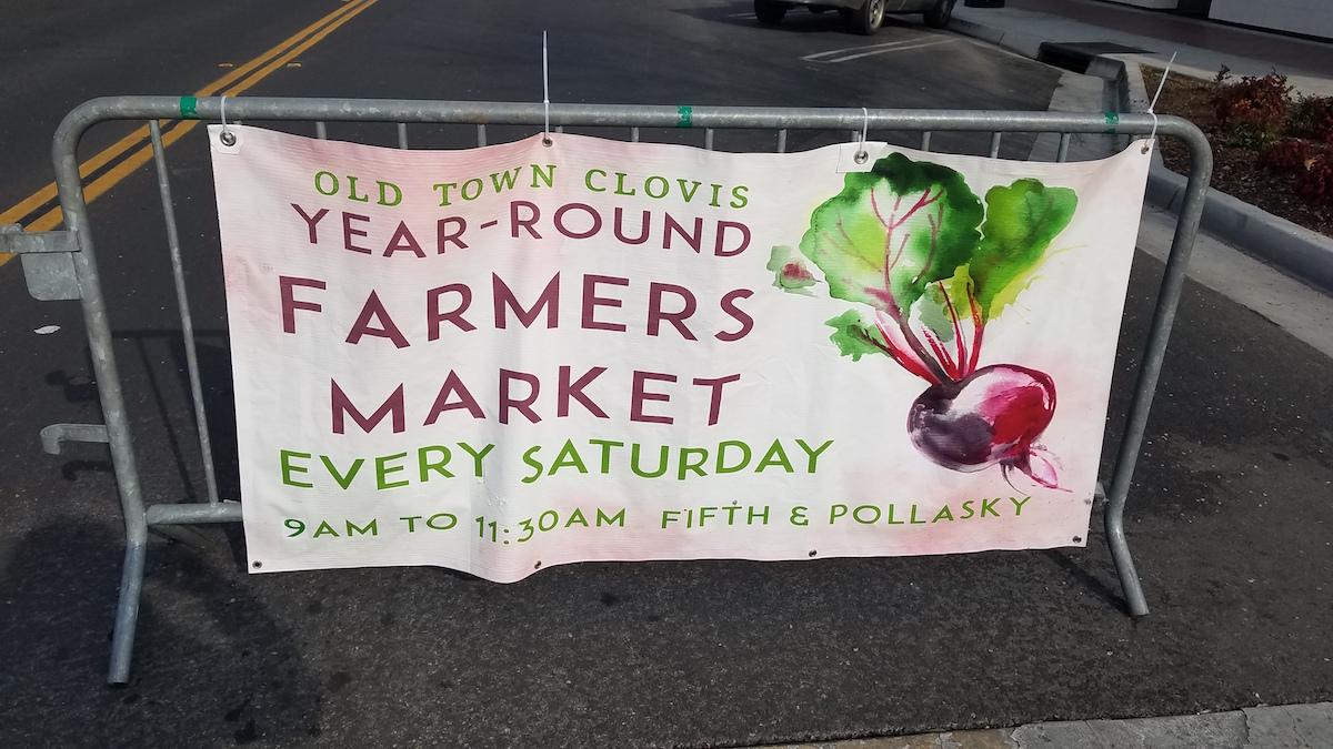 Old Town Clovis Farmers Market