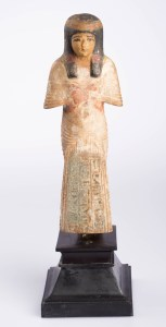 Shabti Figure of Djehutyemheb, Egyptian, New Kingdom (late 18th-18th Dynasty)