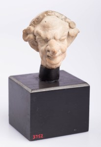 Grotesque Heads, Greek, Hellenistic Period