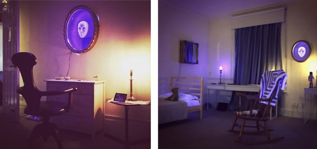 The Sandman Elizabeth Dearnley- Room