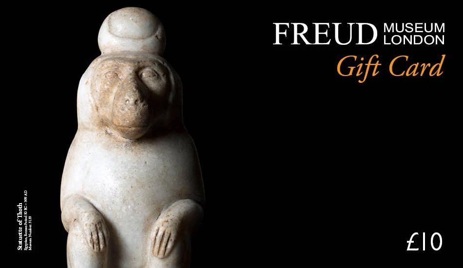 Freud Museum Shop £10 Gift Card