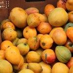 Pfirisch Mango Bananen Marillen Marmelade