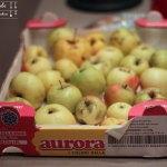 Apfel Dattel Strudel