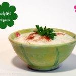 Tzatziki – griechisches Gurken Knoblauch Joghurt #vegetarisch