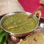 Bärlauch Paneer – Indisch – vegetarisch