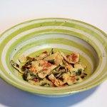 Bärlauch Frittaten Suppe – vegetarisch