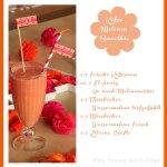 Sommer-Lieblingsdrink Wassermelonen-Kokos-Smoothie