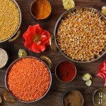 Mangold Dhal – Mangold Linsen Curry